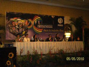 I Seminario Internacional sexualidades, diversidad sexual y Derechos Humanos