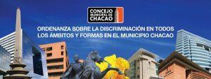 Ordenanza Discriminación Chacao
