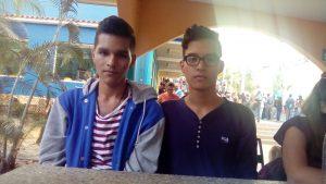 Diego y Heiber