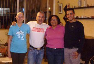 Junta directiva de la Red LGBTI, 22-11-2014.