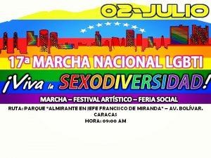 marcha orgullo 19 de maro 2017